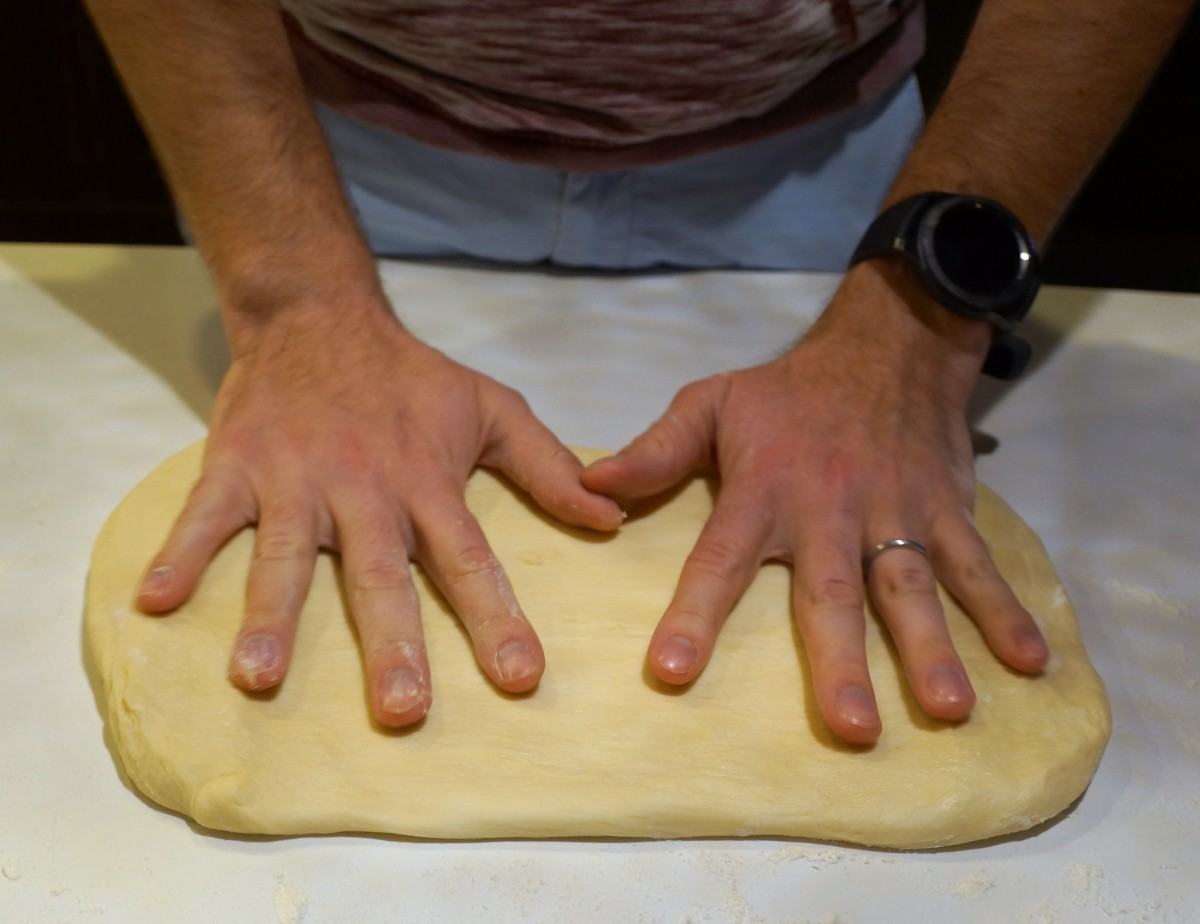 Stretched Dough